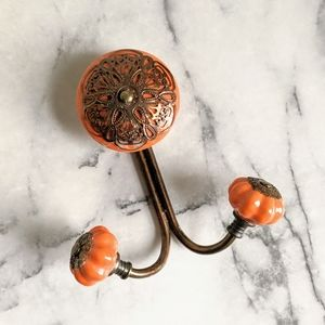 Vintage Style Decorative Ceramic Wall Hook